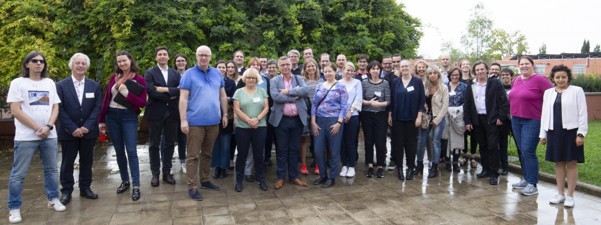 SSHOC Partners - 2nd Consortium Meeting